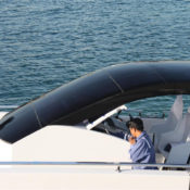 Marine Curved Glass for Sailboats & Yachts