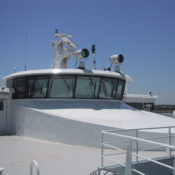 Bent Glass for Marine & Commercial Ships