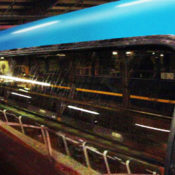 Custom Bent & Curved Glass Manufacturing For Trains