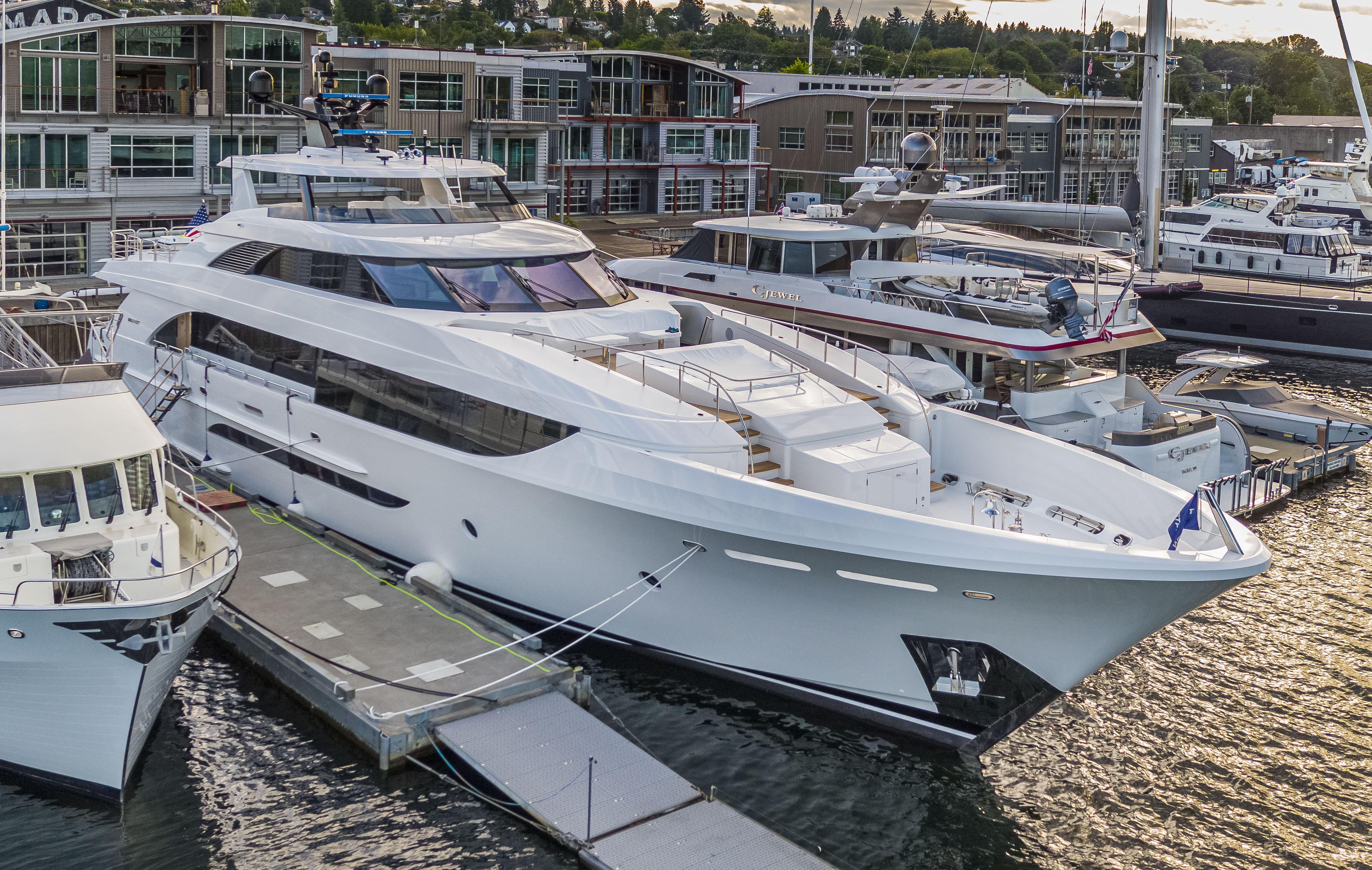 Westport Yacht glass
