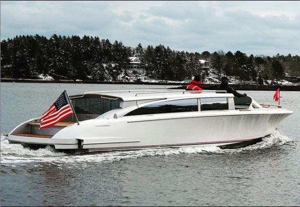 Hodgdon Yachts – 9.5m Tender